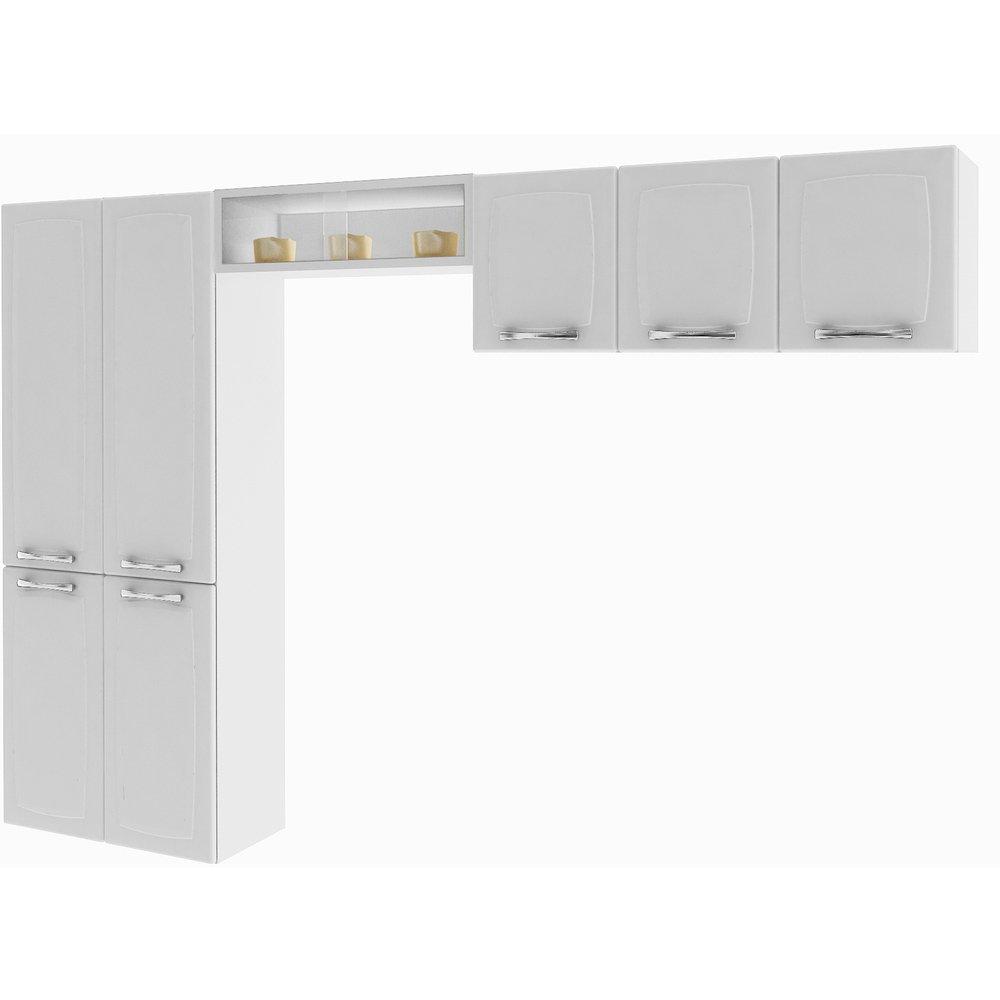 Cozinha Compacta Itatiaia Anita Smart Com 4 Pe As Oppenau Info