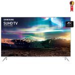 Smart TV LED 49' Samsung UN49KS7000 4K SUHD HDR com Wi-Fi 3 USB 4 HDMI Pontos Quânticos Gamefly Motion Rate e 240Hz